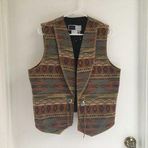 Rhonda Stark Women's Vest ->Southwest Style